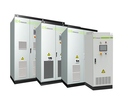 اینورتر خورشیدی 50-500 Growatt PCS